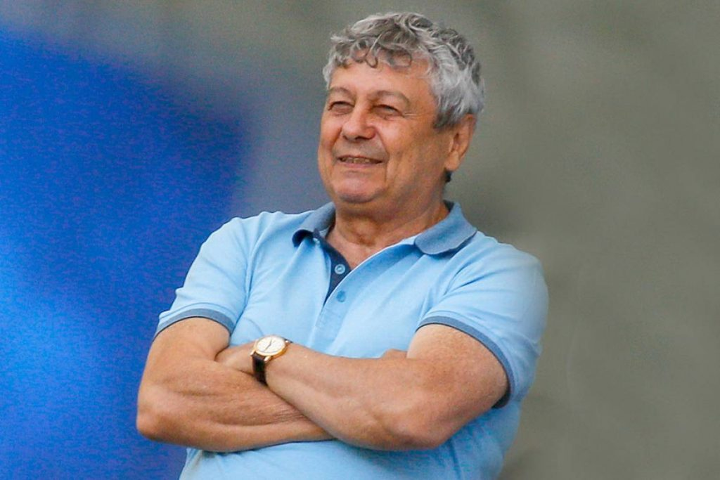 Новым тренером Динамо Киев стал Мирча Луческу