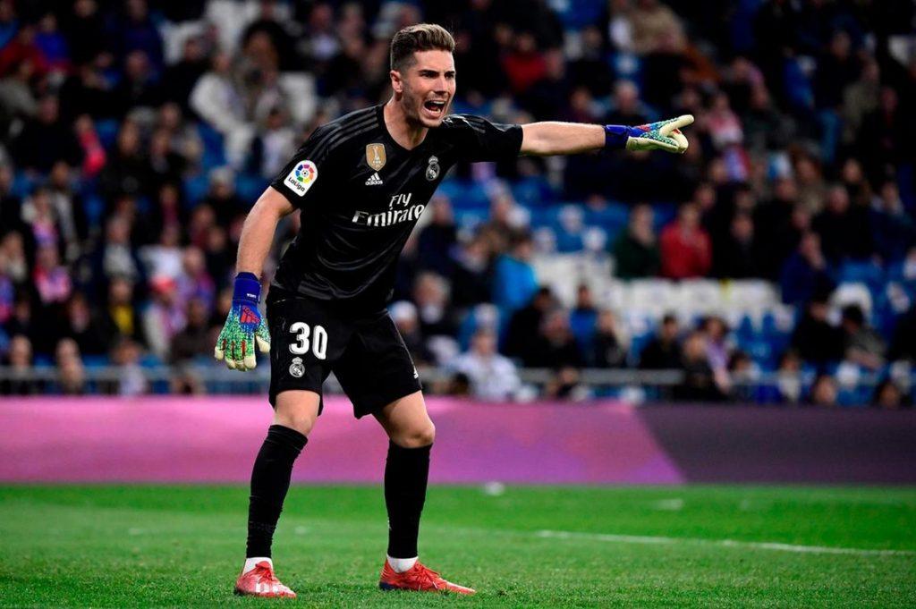 Лука Зидан покинет Реал Мадрид