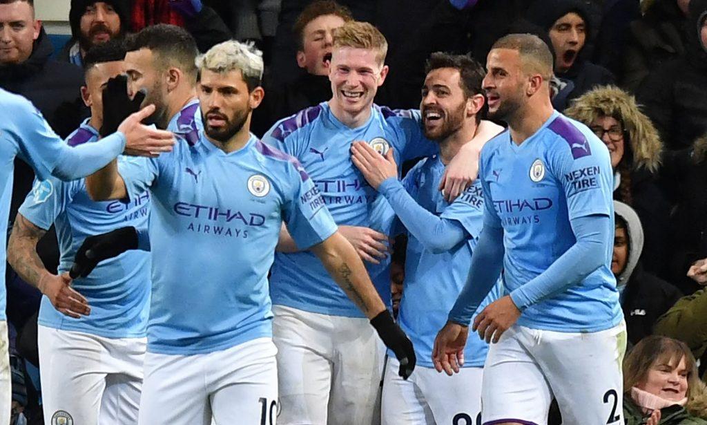 Манчестер Сити отстоял свое право участвовать в Лиге Чемпионов