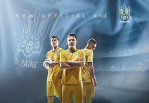 УАФ представила обновленный комплект формы для сборной Украины по футболу